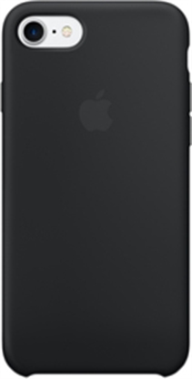 Silicone Case для iPhone 7 Black [MMW82]
