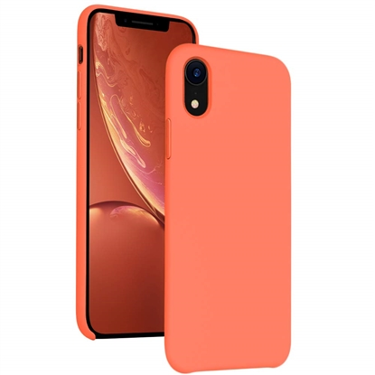 Silicone Case for iPhone XR