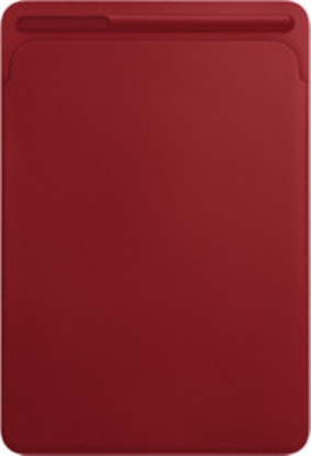 Leather Sleeve for 10.5 iPad Pro Red