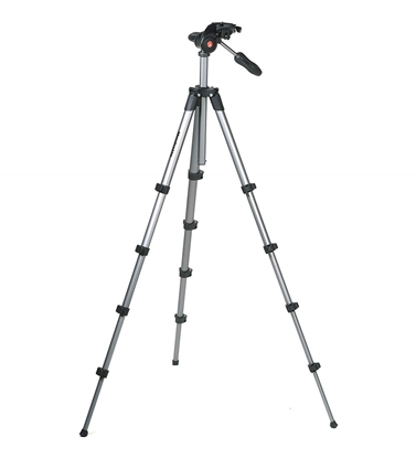 Picture of Manfrotto MKCOMPACTACN-BK Compact Advanced  Tripod