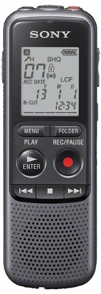 Picture of Sony Voice Recorder ICD-PX240 Grey