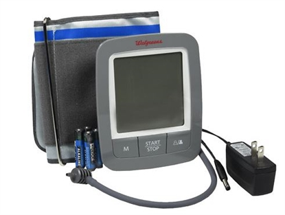 Picture of Walgreens Deluxe Arm Blood Pressure Monitor 2016