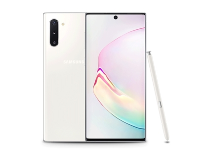Picture of Samsung Galaxy Note10 Exynos Aura White