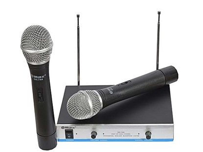 Picture of Generic Max DH-744 Wireless Microphone