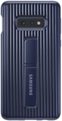 Picture of Samsung Protective Standing Cover For Samsung Galaxy S10e Blue