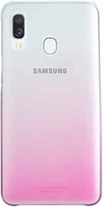Picture of Samsung Gradation Cover For Samsung Galaxy A40 Pink