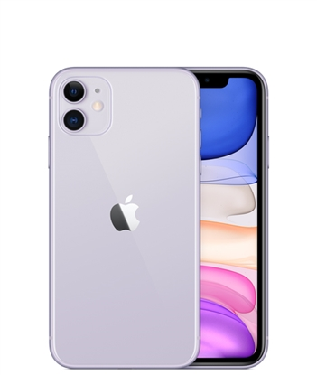 Picture of Apple iPhone 11 128GB Purple