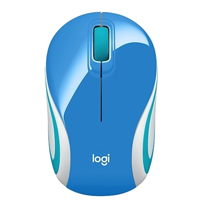 Picture of Logitech M187 Mini Blue