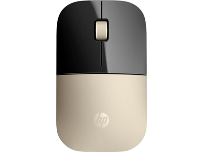 Picture of HP Wireless Mouse Z3700 V0L82AA Gold