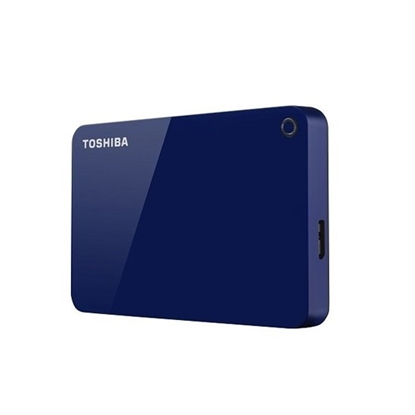 Picture of Toshiba HDD Canvio Advance 2 TB blue