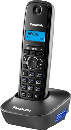 Picture of Panasonic KX-TG1611 Black