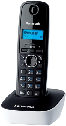 Picture of Panasonic KX-TG1611 White