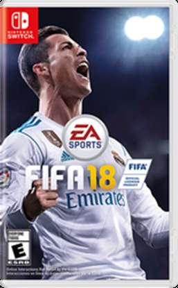 Picture of FIFA 18 For Nintendo Switch