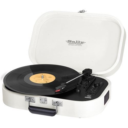 Picture of TREVI Turntable TT1020BT White