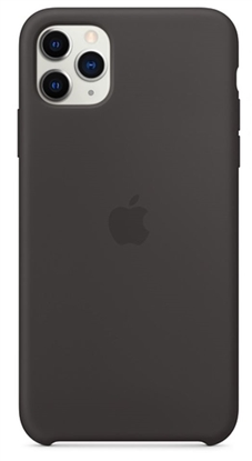 Picture of iPhone 11 Pro Silicone Case Black
