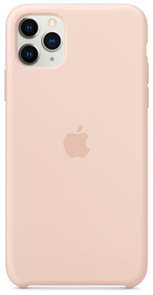 Picture of iPhone 11 Pro Max Silicone Case Pink Sand