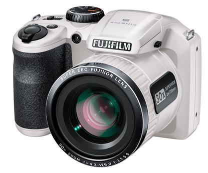 Picture of Fujifilm FinePix S4600 White