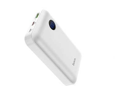 Picture of Hoco J44 PD+QC3.0 mobile power bank 10000mAh White