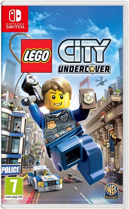 Picture of Lego City Undercover For Nintendo Switch