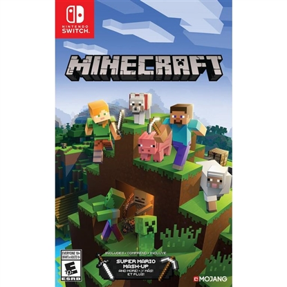 Picture of Minecraft For Nintendo Switch
