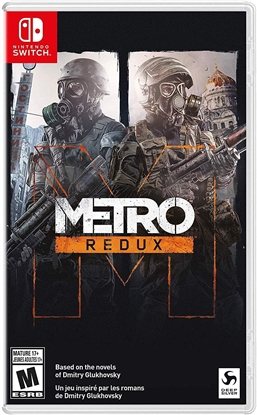 Picture of Metro Redux For Nintendo Switch