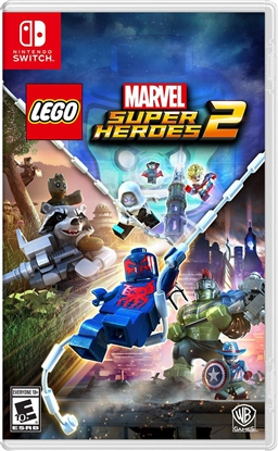 Picture of LEGO Marvel Super Heroes 2 for Nintendo Switch