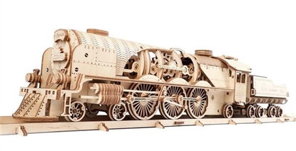 Picture of V-Express Steam Train with Tender