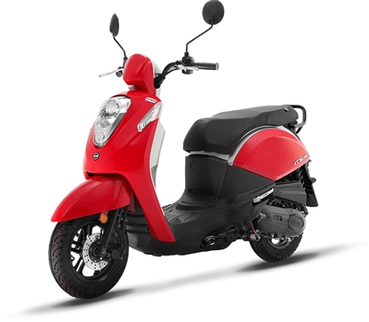 Picture of SYM Mio 115 Red